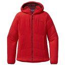 patagonia(パタゴニア) Ws Nano-Air Hoody/FRR/XS 84265ジャケット ウエア アウトドア ジャケット 中綿入り ジャケット 中綿入り女性用 アウトドアウェア