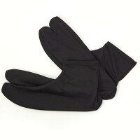 足袋男ストレッチ足袋口ゴム足袋カバー黒3サイズあります