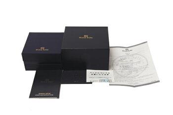 【新品同様】セイコーSEIKOSBGA0799R65グランドセイコースプリングドライブチタンシルバー文字盤【中古】