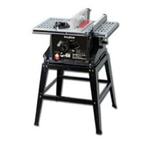新潟精機 パオック 木工用スタンド付テーブルソー TBS-255PA