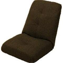 武田コーポレーション 座面にこだわった ハイバック座椅子 BR(ブラウン) YDBY-05BR