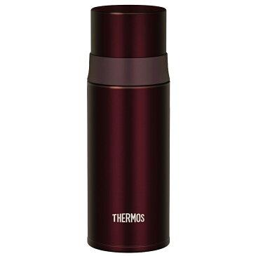 THERMOS サーモス 【保温・保冷】コップ型ステンレスボトル(350ml/0.35L) [FFM-350/BW-ブラウン]