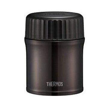 THERMOS サーモス 【保温・保冷】真空断熱フードコンテナー(380ml/0.38L ) [JBI-381/BK-ブラック]