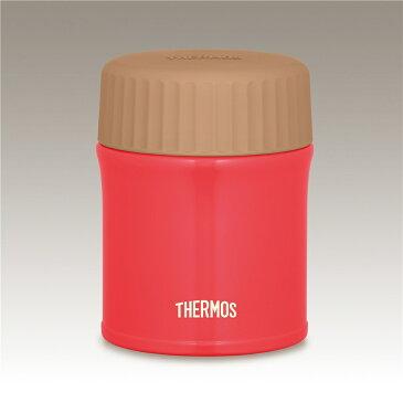 THERMOS サーモス 【保温・保冷】真空断熱フードコンテナー(380ml/0.38L ) [JBI-382/RCL-レッドチリ]