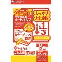 日本クリンテック シングル用布団圧縮袋 超かんたんふとん圧縮袋J型 M 2枚入 M 2枚