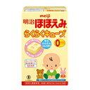 明治乳業 明治ほほえみ らくらくキューブ 粉ミルク コナミルク 27g×24袋 648g