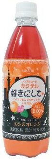 Cassis Orange 500 ml pet x 24 book ( 4972842375515 × 24 ) 500ml×24 Kimura beverages non-alcoholic cocktails like it.