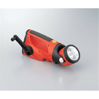 ARIS SUPER ECO LED LIGHT hand wound power and charging cars (no batteries required) color: Red only