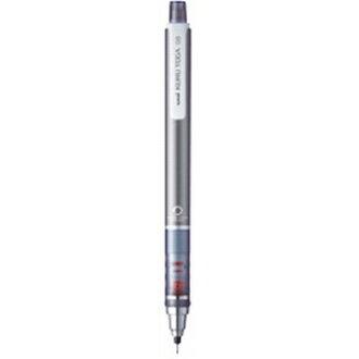 三菱鉛刷庫爾特 GA (0.5 毫米自動鉛筆) M5-4501 P 0.5 毫米銀