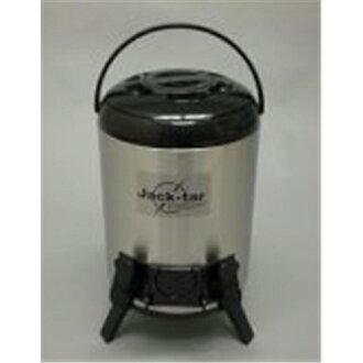 Water jug 9 l stainless steel JAG90ST2
