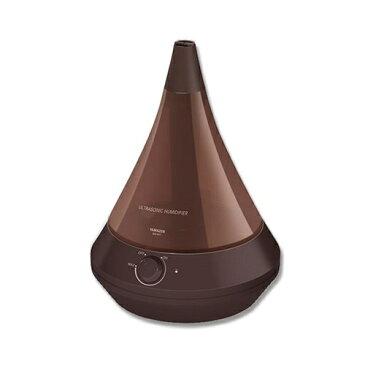 山善 YAMAZEN 超音波ミスト式加湿器(木造約5畳・プレハブ約8畳) ブラウン MZ-A172(T)
