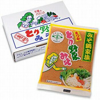 まつや ケース売り まつや とり野菜みそ(200g×12袋入り) 鍋つゆ 鍋スープ とりやさいみそなべ お取り寄せグルメ (4900752000111×12)