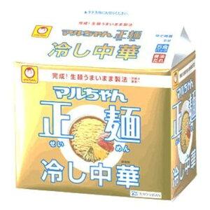 東洋水産 マルちゃん正麺 冷やし中華 5食