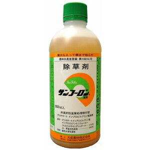大成農材 サンフーロン(葉から入って 根まで枯らす 除草剤) 500ml