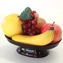 お供え 果物5点セット 器付き フルーツ 模型 フェイク サ...