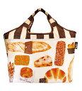 【エコバッグ】【プレーリードッグ】ショッピングバスケットバッグ「Bread」