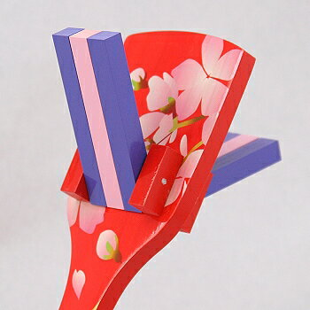 花鳴子(よさこい鳴子)「江戸桜」