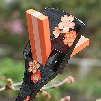 花鳴子春待ち桜10組セット(よさこい鳴子)