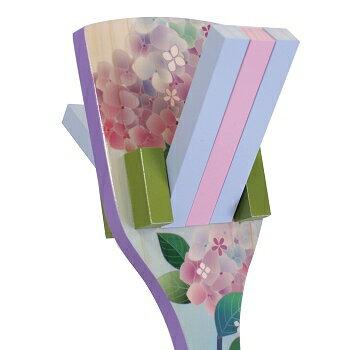 花鳴子紫陽花(よさこい鳴子)