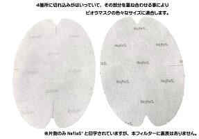NafiaS[ナフィアス]ビオラマスク専用ナノフィルター10枚組