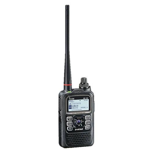 アマチュア無線機, ハンディー機 (ICOM) ID-31PLUS 430MHz (GPS)