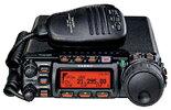 【送料代引き手数料無料!】アマチュア無線ヤエスFT-857DHF+50MHz+144MHz+430MHz