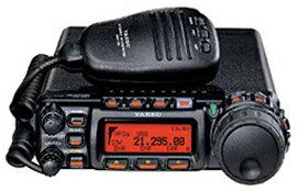 超極小サイズのオールモードトランシーバーYSK-857付属のバージョンです。【送料代引き手数料無...