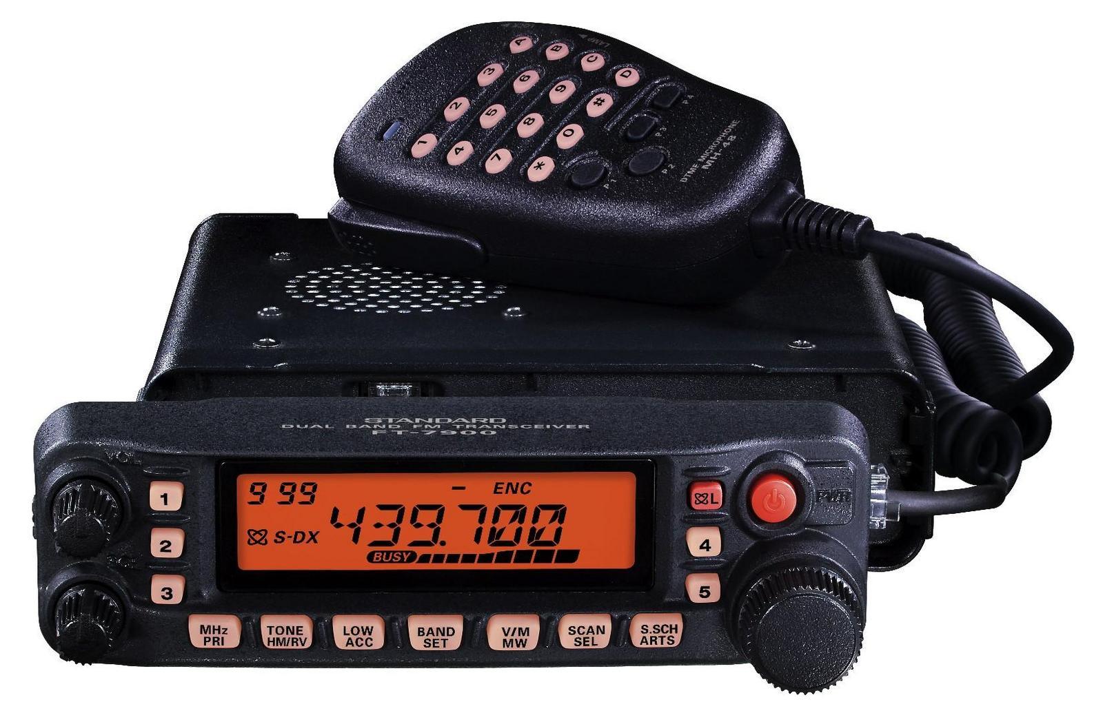 FT-7900 YSKパッケージ  144/430MHzデュアルバンド FM20W トランシーバー  スタンダード(STANDARD)