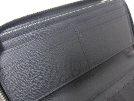 LOUISVUITTONルイヴィトンエピジッピー・ウォレットウ゛ェルティカルメンズファスナー財布ブラックM60965美品【中古】