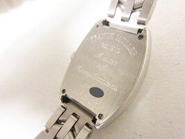 FRANCKMULLERフランクミュラートノウカーベックスインターミディエレディースウォッチ腕時計シルバー2252QZ美品【中古】