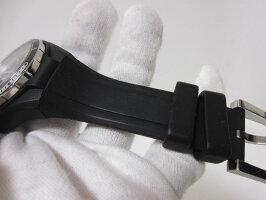 TechnoMarineテクノマリーンクルーズスポーツ3メンズウォッチ腕時計ブラックシリコン替えベルト110012超美品【中古】