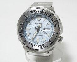 SEIKOセイコーPROSPEXプロスペックスダイバー200mメンズウォッチ腕時計自動巻きAUTOMATICSBDY0534R36-08F0新品同様【中古】