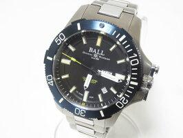 BALLWATCHボールウォッチメンズウォッチ腕時計エンジニアハイドロカーボンサブマリンウォーフェア自動巻きDM2276A美品【中古】