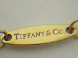 TIFFANY&CO.ティファニーネックレスバイザヤードダイヤ750K18ゴールドPERETTI美品【中古】
