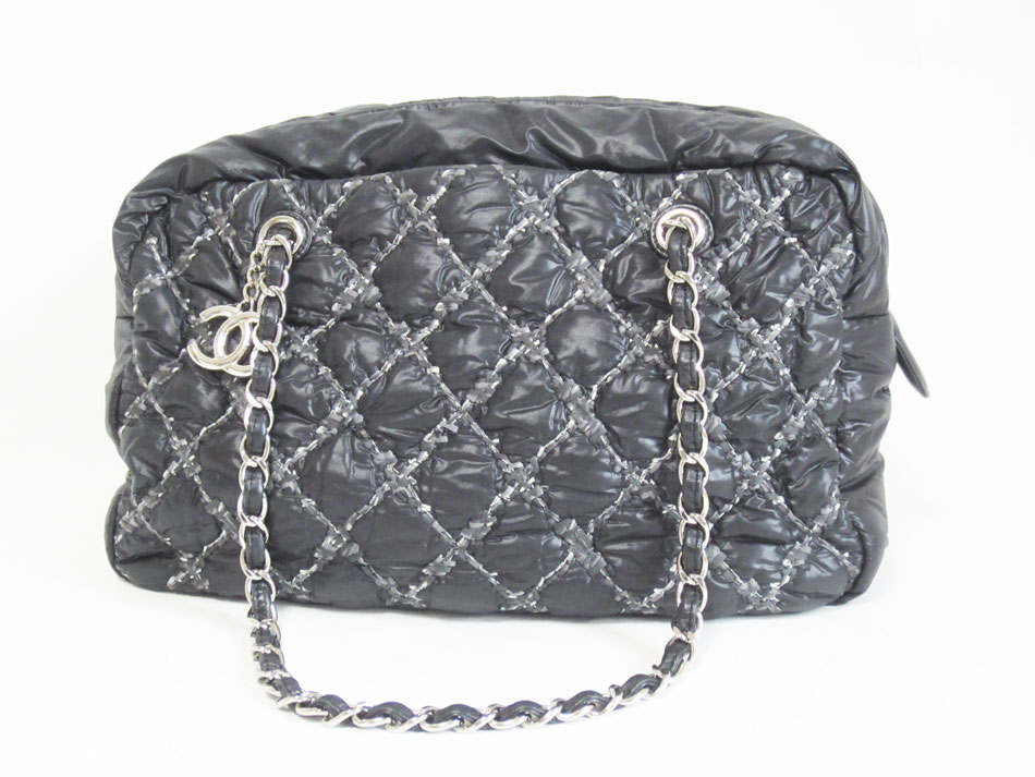 CHANEL nylon bag CHANEL