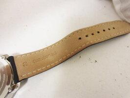 FENDIフェンディラナウェイメンズウォッチ腕時計革バンドクォーツ71000L美品【中古】