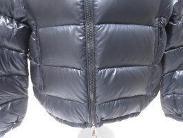 MONCLERモンクレールCOPENHAGUEGIUBBOTTOレディースジャケットアウターナイロンブラックサイズ:0美品【中古】