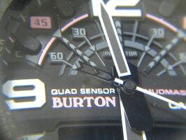 CASIOカシオMUDMASTERマッドマスターG-SHOCKメンズウォッチ腕時計BURTONコラボレーションバートンGG-B100BTN-1AJR新品同様【中古】