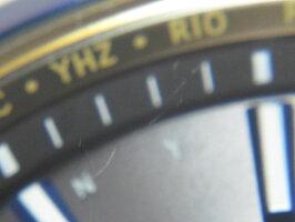 CASIOカシオOCEANUSオシアナスフルメタルGPSハイブリット電波ソーラーメンズウォッチ腕時計OCW-G1100TG-1AJF【中古】