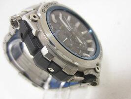 CASIOカシオG-SHOCKMT-G腕時計タフソーラーメンズウォッチソーラー電波MTG-G1000D-1A2JF【中古】