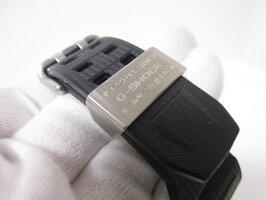 CASIOカシオG-SHOCKGショックMUDMASTERマッドマスタータフソーラー電波腕時計メンズウォッチGWG-1000-1AJF【中古】