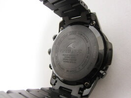 CASIOカシオOCEANUSオシアナスCACHALOTカシャロメンズウォッチ腕時計タフソーラー電波チタンOCW-P1000B-1AJF美品【中古】