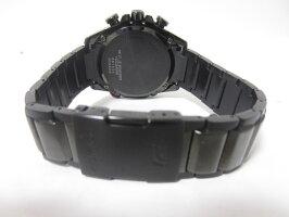 CASIOカシオEDIFICEエディフィス腕時計メンズウォッチタフソーラースマートフォンリンクEQB-501DC-1AJF美品【中古】