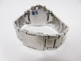 CASIOカシオEDIFICEエディフィス腕時計メンズウォッチ電波ソーラーEQW-A1200DB-1AJF【中古】