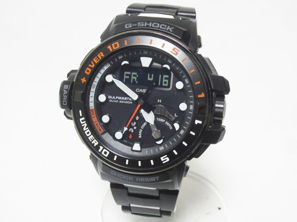 腕時計, メンズ腕時計 CASIO G-SHOCK G GULFMASTER GWN-Q1000MC-1AJF