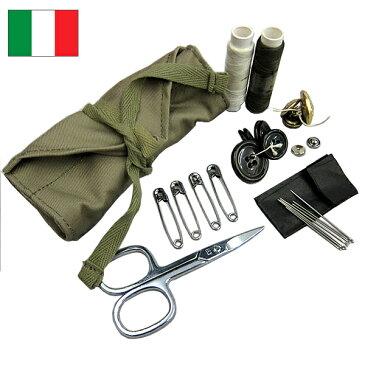 セール中 メール便OK(小型) イタリア軍 ソーイングセット デッドストック ミリタリー