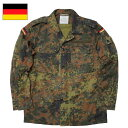 セール中 ドイツ軍 フレクターカモ 迷彩 ジャケット USED ミリタリー