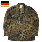 ドイツ軍 フレクターカモ 迷彩 ジャケット USED ミリタリー