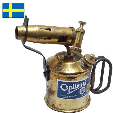 セール中 ノベルティープレゼント スウェーデン軍 Optimus 407(406N) ブロートーチ デッドストック 【送料無料・沖縄・離島除く】