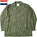 セール中 オランダ軍 NATO フィールドジャケット オリーブ デッドストック